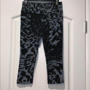 Nike printed leggings - crop